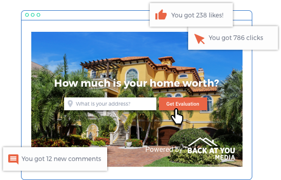 Simple Automated Facebook Marketing for Real Estate